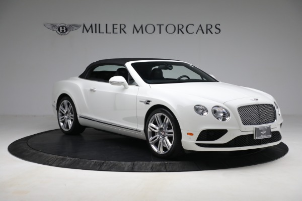 Used 2016 Bentley Continental GT V8 for sale Sold at Rolls-Royce Motor Cars Greenwich in Greenwich CT 06830 23