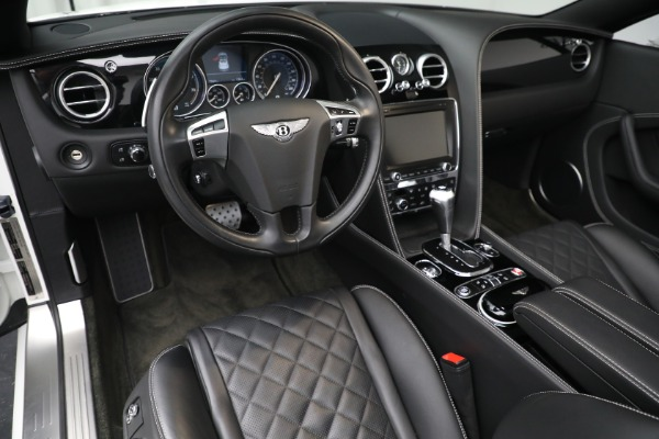 Used 2016 Bentley Continental GT V8 for sale Sold at Rolls-Royce Motor Cars Greenwich in Greenwich CT 06830 28