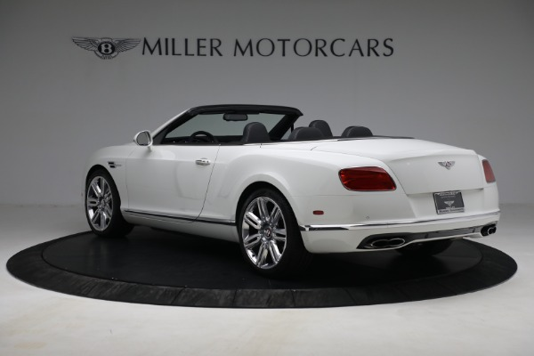 Used 2016 Bentley Continental GT V8 for sale Sold at Rolls-Royce Motor Cars Greenwich in Greenwich CT 06830 4