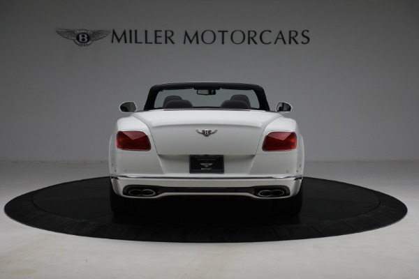 Used 2016 Bentley Continental GT V8 for sale Sold at Rolls-Royce Motor Cars Greenwich in Greenwich CT 06830 5