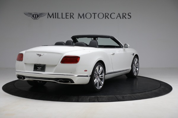 Used 2016 Bentley Continental GT V8 for sale Sold at Rolls-Royce Motor Cars Greenwich in Greenwich CT 06830 6