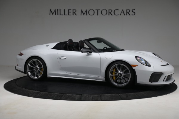 Used 2019 Porsche 911 Speedster for sale $395,900 at Rolls-Royce Motor Cars Greenwich in Greenwich CT 06830 10