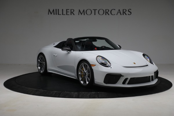 Used 2019 Porsche 911 Speedster for sale $395,900 at Rolls-Royce Motor Cars Greenwich in Greenwich CT 06830 11
