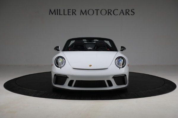 Used 2019 Porsche 911 Speedster for sale $395,900 at Rolls-Royce Motor Cars Greenwich in Greenwich CT 06830 12