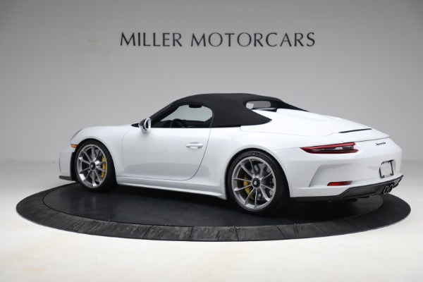Used 2019 Porsche 911 Speedster for sale $395,900 at Rolls-Royce Motor Cars Greenwich in Greenwich CT 06830 15