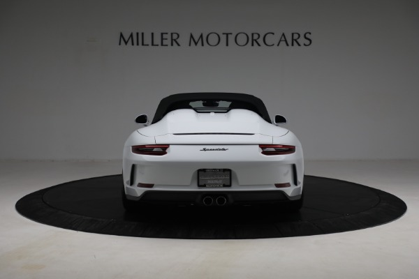 Used 2019 Porsche 911 Speedster for sale $395,900 at Rolls-Royce Motor Cars Greenwich in Greenwich CT 06830 16
