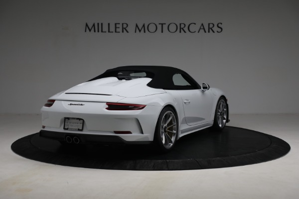 Used 2019 Porsche 911 Speedster for sale $395,900 at Rolls-Royce Motor Cars Greenwich in Greenwich CT 06830 17