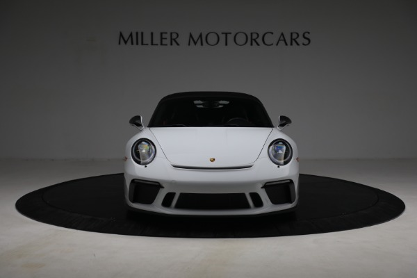 Used 2019 Porsche 911 Speedster for sale $395,900 at Rolls-Royce Motor Cars Greenwich in Greenwich CT 06830 19