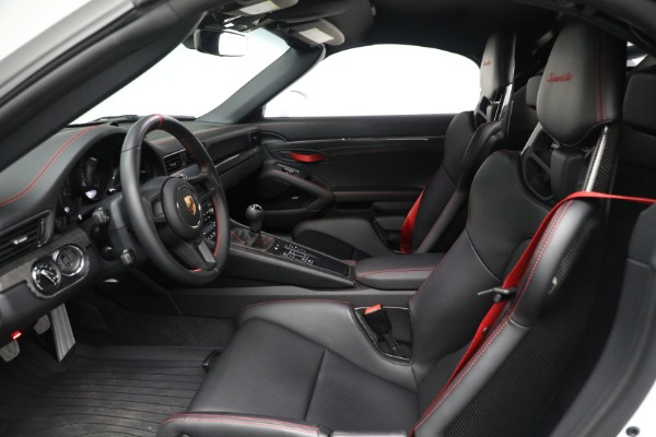 Used 2019 Porsche 911 Speedster for sale $395,900 at Rolls-Royce Motor Cars Greenwich in Greenwich CT 06830 20