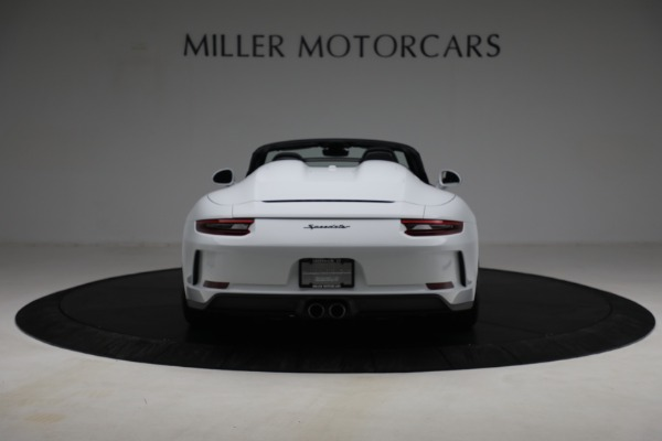 Used 2019 Porsche 911 Speedster for sale $395,900 at Rolls-Royce Motor Cars Greenwich in Greenwich CT 06830 6