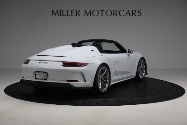 Used 2019 Porsche 911 Speedster for sale $395,900 at Rolls-Royce Motor Cars Greenwich in Greenwich CT 06830 7