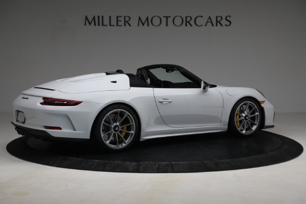 Used 2019 Porsche 911 Speedster for sale $395,900 at Rolls-Royce Motor Cars Greenwich in Greenwich CT 06830 8