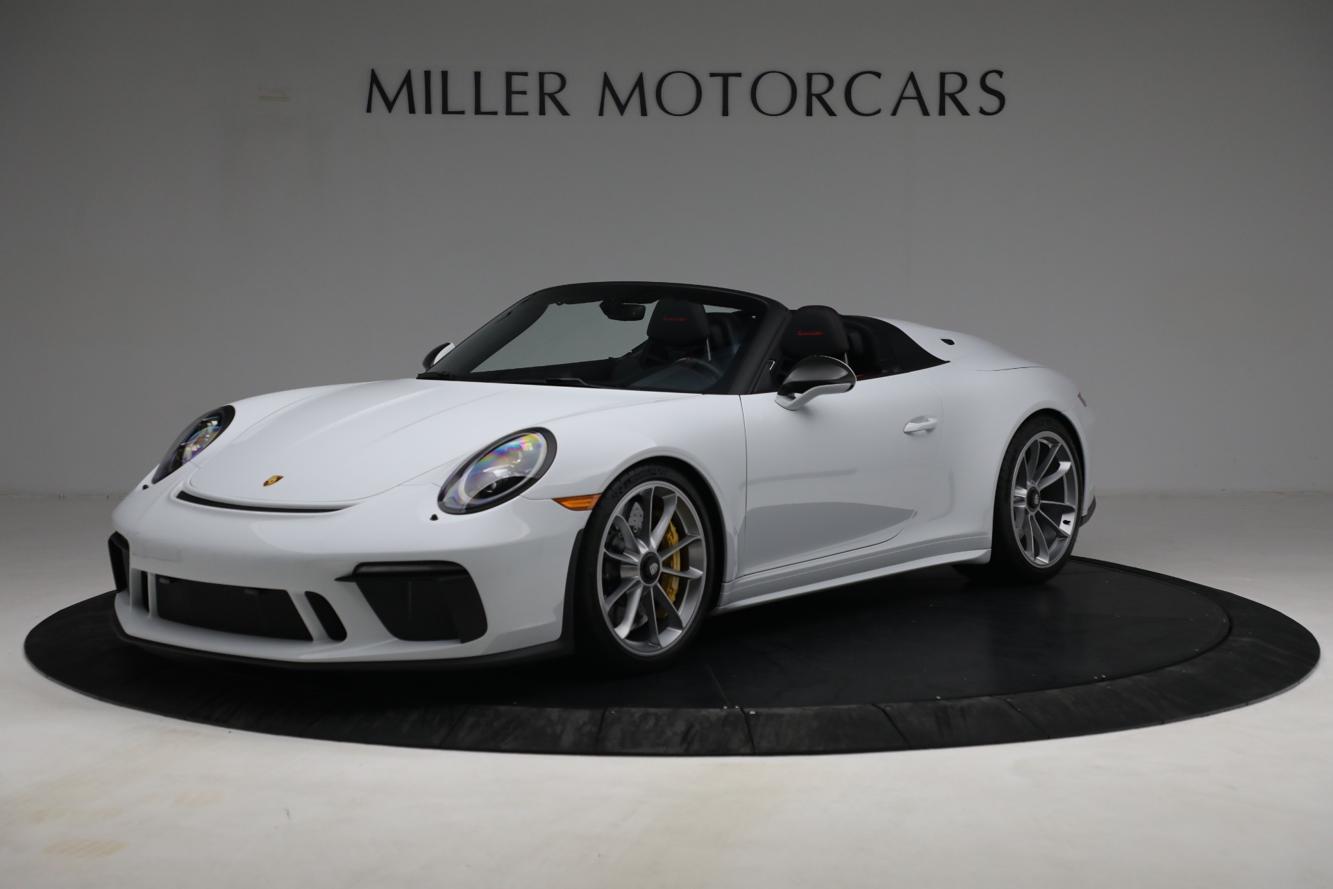 Used 2019 Porsche 911 Speedster for sale $395,900 at Rolls-Royce Motor Cars Greenwich in Greenwich CT 06830 1