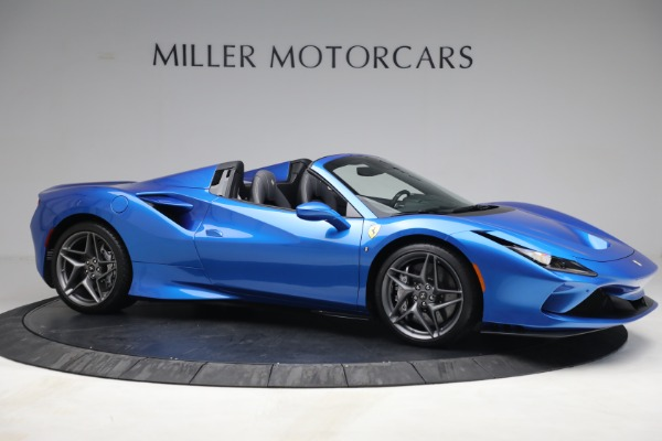 Used 2021 Ferrari F8 Spider for sale $499,900 at Rolls-Royce Motor Cars Greenwich in Greenwich CT 06830 10