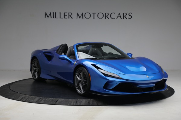 Used 2021 Ferrari F8 Spider for sale $499,900 at Rolls-Royce Motor Cars Greenwich in Greenwich CT 06830 11
