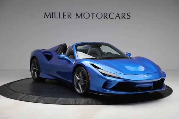 Used 2021 Ferrari F8 Spider for sale $499,900 at Rolls-Royce Motor Cars Greenwich in Greenwich CT 06830 12