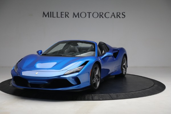 Used 2021 Ferrari F8 Spider for sale $499,900 at Rolls-Royce Motor Cars Greenwich in Greenwich CT 06830 14