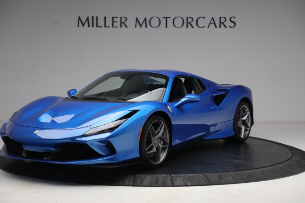 Used 2021 Ferrari F8 Spider for sale $499,900 at Rolls-Royce Motor Cars Greenwich in Greenwich CT 06830 15