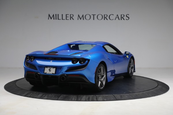 Used 2021 Ferrari F8 Spider for sale $499,900 at Rolls-Royce Motor Cars Greenwich in Greenwich CT 06830 17
