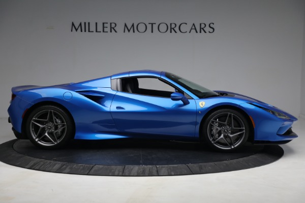 Used 2021 Ferrari F8 Spider for sale $499,900 at Rolls-Royce Motor Cars Greenwich in Greenwich CT 06830 18