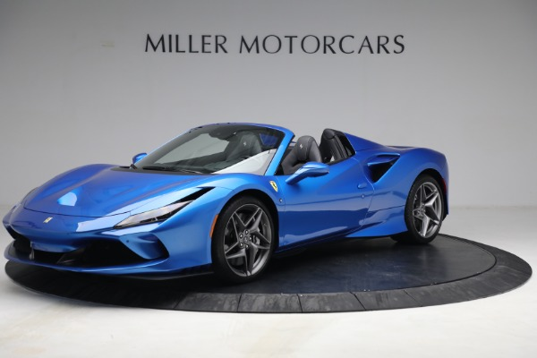 Used 2021 Ferrari F8 Spider for sale $499,900 at Rolls-Royce Motor Cars Greenwich in Greenwich CT 06830 2