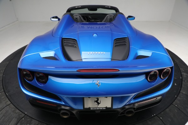 Used 2021 Ferrari F8 Spider for sale $499,900 at Rolls-Royce Motor Cars Greenwich in Greenwich CT 06830 20