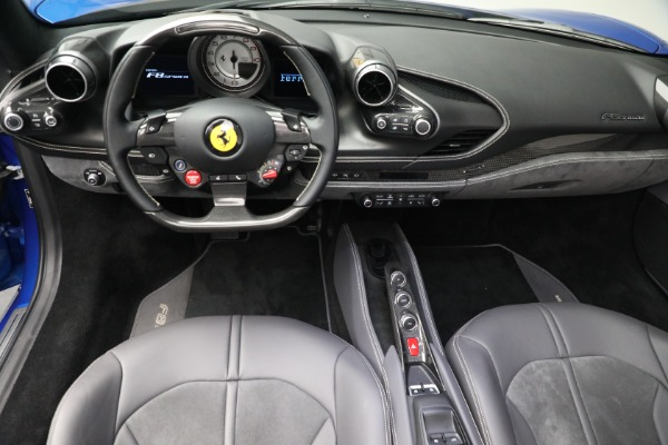 Used 2021 Ferrari F8 Spider for sale $499,900 at Rolls-Royce Motor Cars Greenwich in Greenwich CT 06830 25