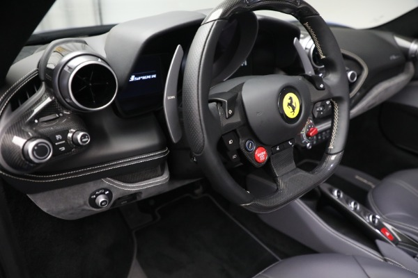 Used 2021 Ferrari F8 Spider for sale $499,900 at Rolls-Royce Motor Cars Greenwich in Greenwich CT 06830 26
