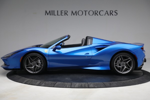 Used 2021 Ferrari F8 Spider for sale $499,900 at Rolls-Royce Motor Cars Greenwich in Greenwich CT 06830 3