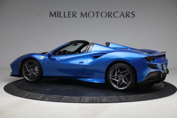 Used 2021 Ferrari F8 Spider for sale $499,900 at Rolls-Royce Motor Cars Greenwich in Greenwich CT 06830 4