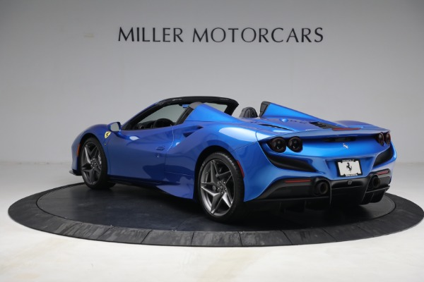 Used 2021 Ferrari F8 Spider for sale $499,900 at Rolls-Royce Motor Cars Greenwich in Greenwich CT 06830 5