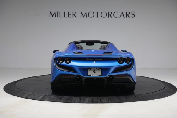Used 2021 Ferrari F8 Spider for sale $499,900 at Rolls-Royce Motor Cars Greenwich in Greenwich CT 06830 6