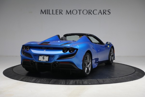 Used 2021 Ferrari F8 Spider for sale $499,900 at Rolls-Royce Motor Cars Greenwich in Greenwich CT 06830 7