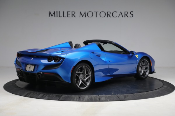 Used 2021 Ferrari F8 Spider for sale $499,900 at Rolls-Royce Motor Cars Greenwich in Greenwich CT 06830 8