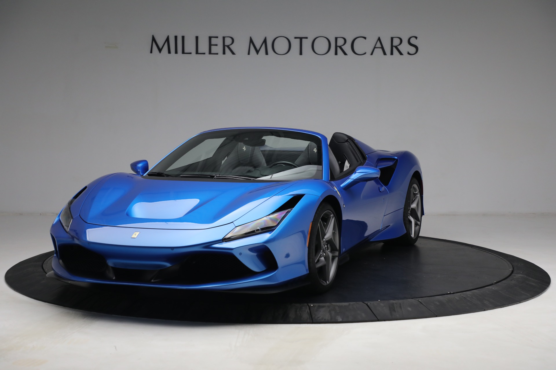 Used 2021 Ferrari F8 Spider for sale $499,900 at Rolls-Royce Motor Cars Greenwich in Greenwich CT 06830 1