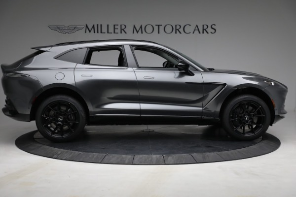 New 2021 Aston Martin DBX for sale $202,286 at Rolls-Royce Motor Cars Greenwich in Greenwich CT 06830 10