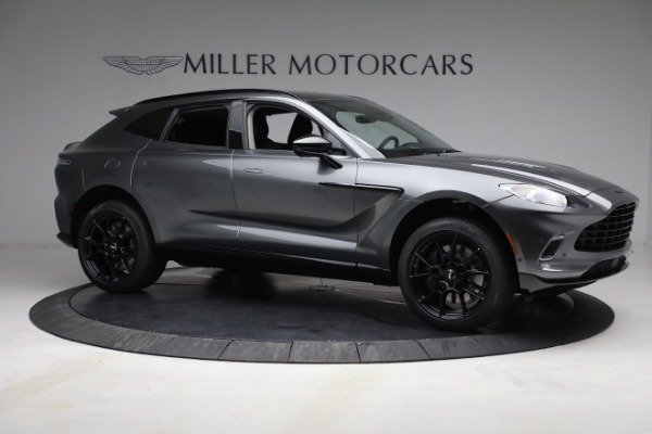 New 2021 Aston Martin DBX for sale $202,286 at Rolls-Royce Motor Cars Greenwich in Greenwich CT 06830 11