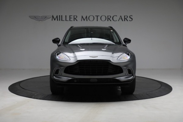 New 2021 Aston Martin DBX for sale $202,286 at Rolls-Royce Motor Cars Greenwich in Greenwich CT 06830 13