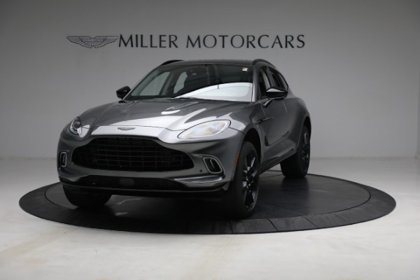 New 2021 Aston Martin DBX for sale $202,286 at Rolls-Royce Motor Cars Greenwich in Greenwich CT 06830 14