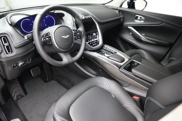 New 2021 Aston Martin DBX for sale $202,286 at Rolls-Royce Motor Cars Greenwich in Greenwich CT 06830 15