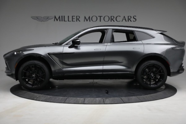 New 2021 Aston Martin DBX for sale $202,286 at Rolls-Royce Motor Cars Greenwich in Greenwich CT 06830 2