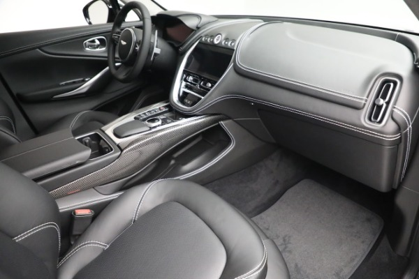 New 2021 Aston Martin DBX for sale $202,286 at Rolls-Royce Motor Cars Greenwich in Greenwich CT 06830 22