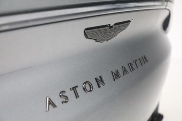New 2021 Aston Martin DBX for sale $202,286 at Rolls-Royce Motor Cars Greenwich in Greenwich CT 06830 25
