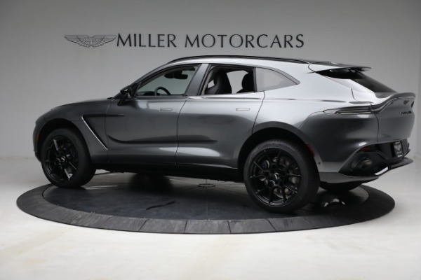 New 2021 Aston Martin DBX for sale $202,286 at Rolls-Royce Motor Cars Greenwich in Greenwich CT 06830 3
