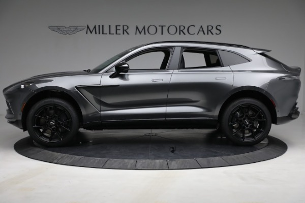 New 2021 Aston Martin DBX for sale $202,286 at Rolls-Royce Motor Cars Greenwich in Greenwich CT 06830 4