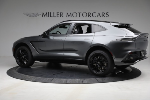 New 2021 Aston Martin DBX for sale $202,286 at Rolls-Royce Motor Cars Greenwich in Greenwich CT 06830 5