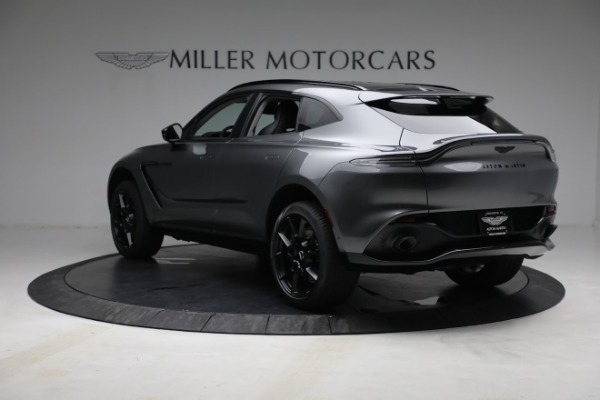 New 2021 Aston Martin DBX for sale $202,286 at Rolls-Royce Motor Cars Greenwich in Greenwich CT 06830 6