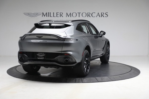 New 2021 Aston Martin DBX for sale $202,286 at Rolls-Royce Motor Cars Greenwich in Greenwich CT 06830 8