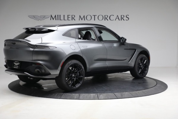 New 2021 Aston Martin DBX for sale $202,286 at Rolls-Royce Motor Cars Greenwich in Greenwich CT 06830 9