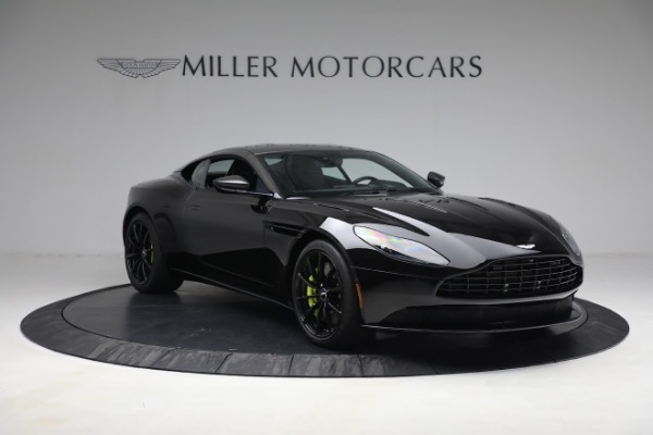 Used 2019 Aston Martin DB11 AMR for sale Call for price at Rolls-Royce Motor Cars Greenwich in Greenwich CT 06830 10